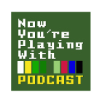 Podcast on white