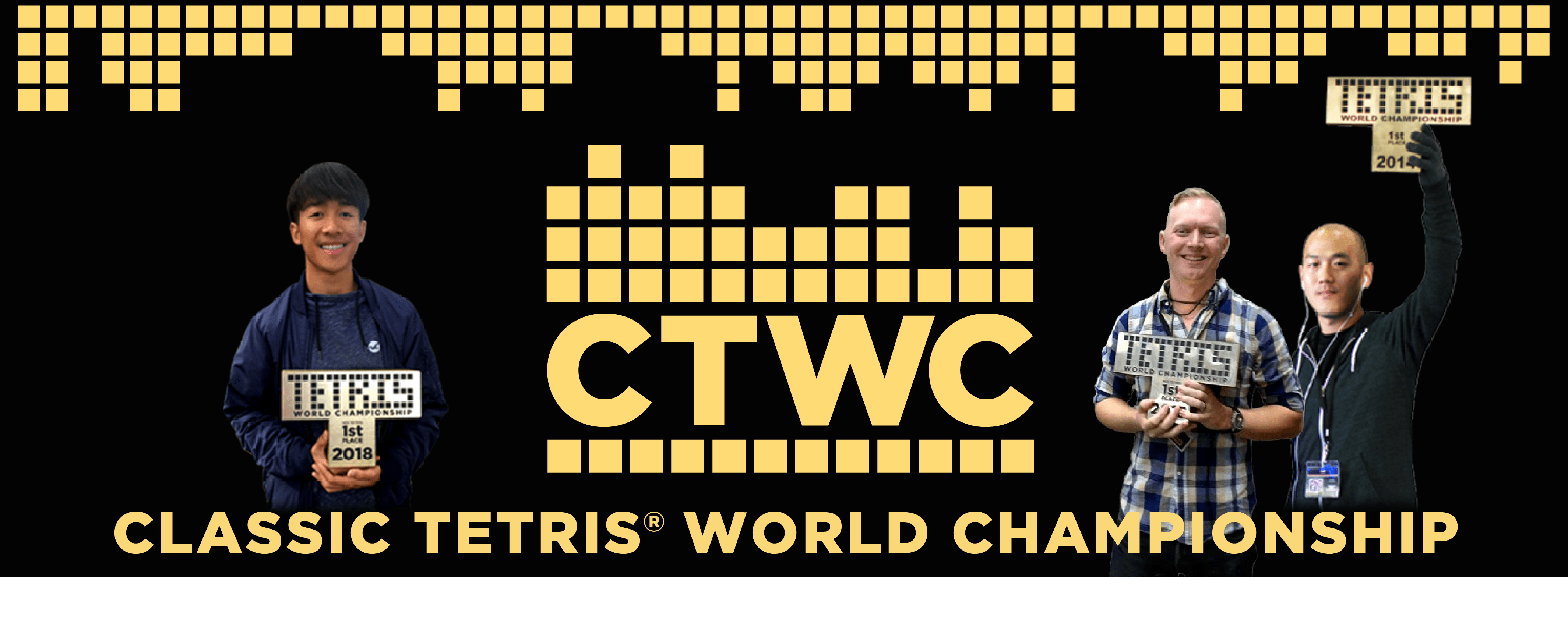 Harry Hong Wins 2014 CTWC – Classic Tetris World Championship